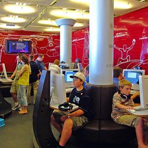 Интернет-кафе Талдома