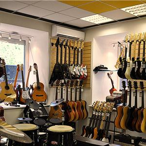 Музыкальные магазины Талдома