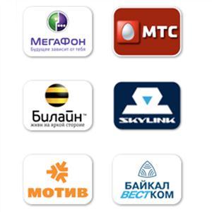 Операторы сотовой связи Талдома