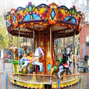 Парки культуры и отдыха Талдома