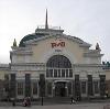 Железнодорожные вокзалы в Талдоме