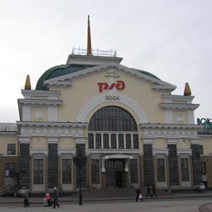 Железнодорожные вокзалы Талдома